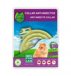 MENFORSAN COLLAR ANTI-INSECTOS GATOS