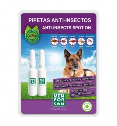 MENFORSAN PIPETA ANTI-INSECTOS PERROS